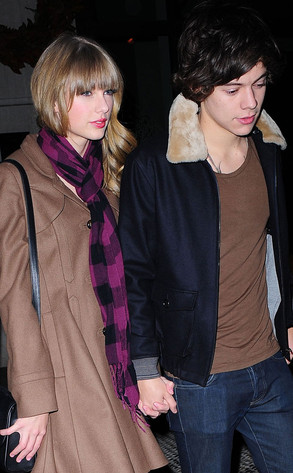 Taylor Swift , Harry Styles