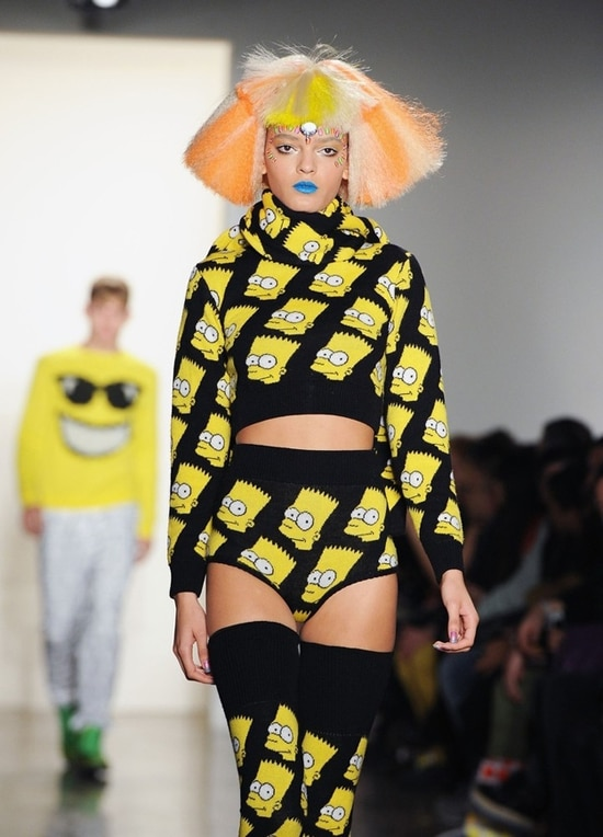 Simpsons Bart Fashion Clothes Sweater 200X200 Soup