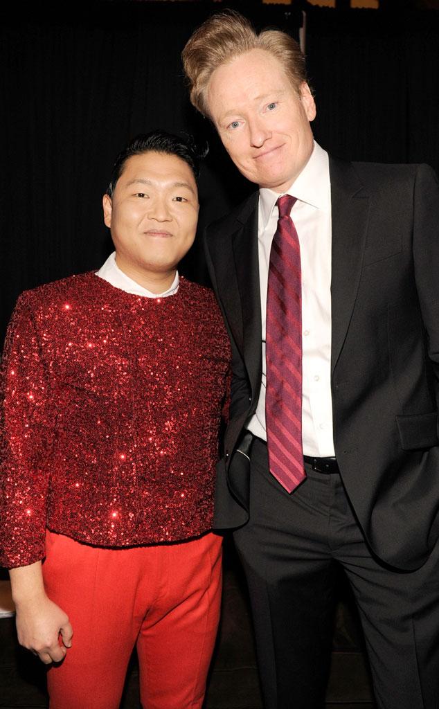 Psy, Conen O'Brien