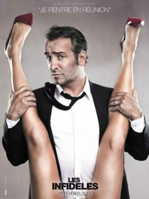 Les Infideles, The Players, Jean Dujardin