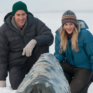 Big Miracle, JOHN KRASINSKI, DREW BARRYMORE