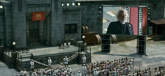 Hunger Games Trailer grabs