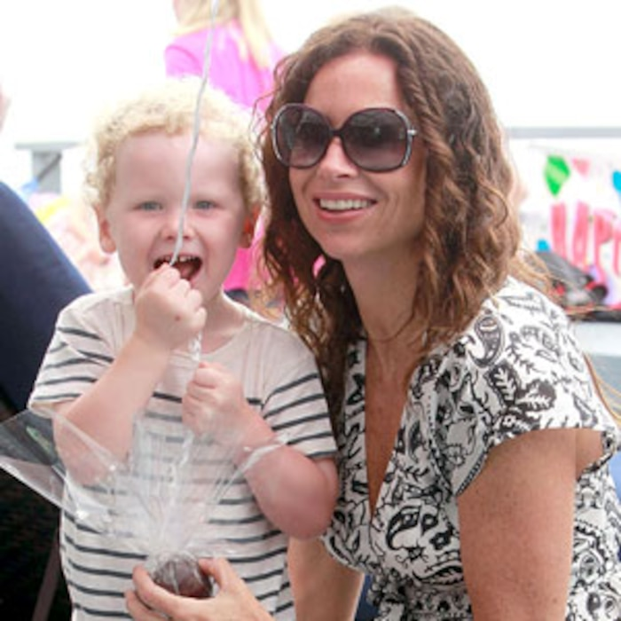 Minnie Driver, Henry Driver