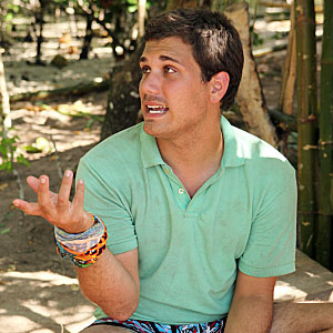 Colton Cumbie, SURVIVOR, ONE WORLD
