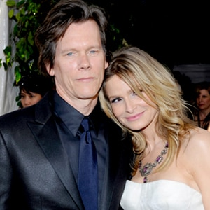 Kevin Bacon and Kyra Sedgwick's Cutest Pictures