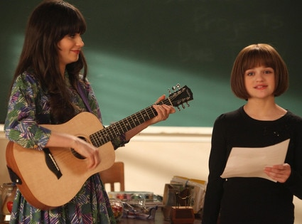 New Girl, Zoeey Deschanel, Joey King