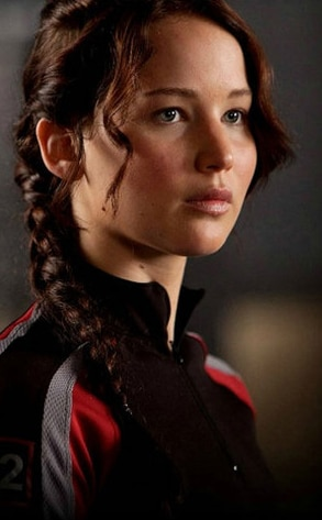 Jennifer Lawrence, The Hunger Games, Movie