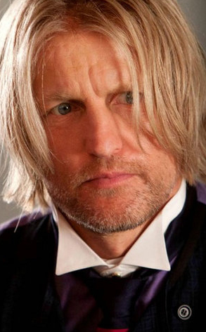 Woody Harrelson, The Hunger Games, Movie