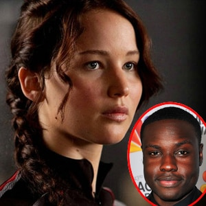 The Hunger Games, Movie, Dayo Okeniyi