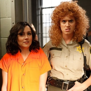 Katy Perry, Shannon Woodward, Raising Hope