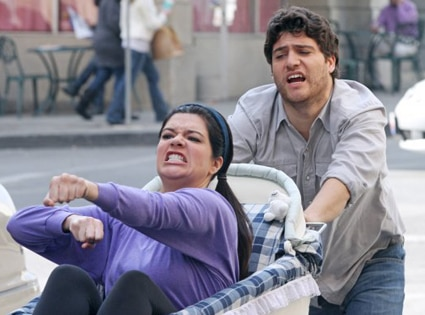 Casey Wilson and Adam Pally, Happy Endings