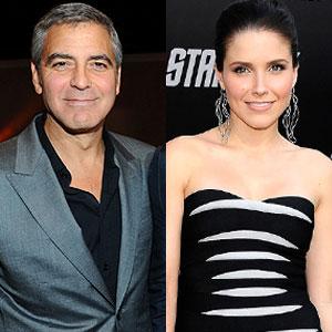 George Clooney, Sophia Bush