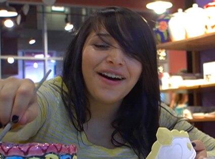 Sabrina Solares, 16 and Pregnant