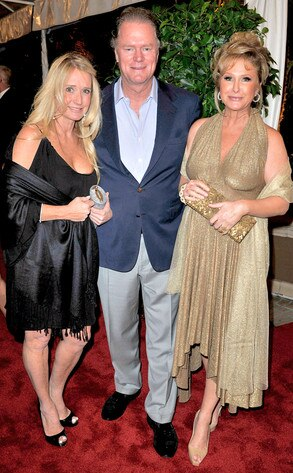 Kim Richards, Rick Hilton, Kathy Hilton