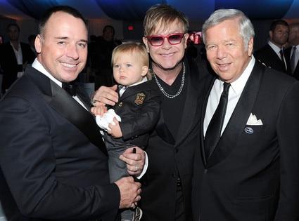 Elton John, Baby
