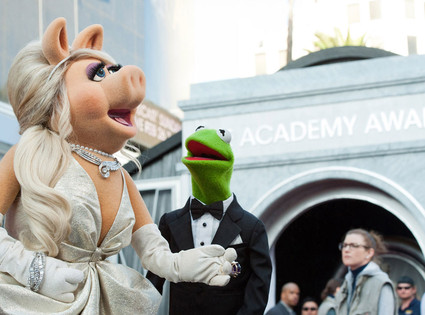 Miss Piggy, Kermit the Frog