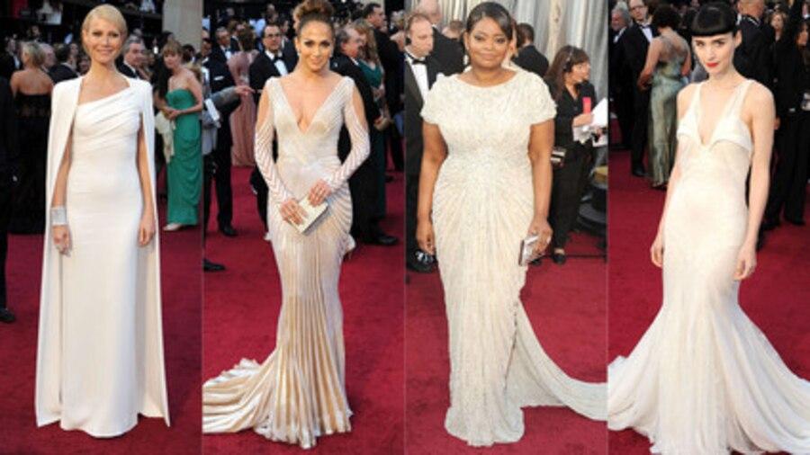 Gwyneth Paltrow, Rooney Mara, Jennifer Lopez, Octavia Spencer