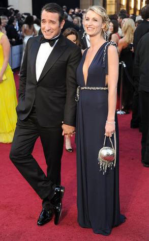 Jean Dujardin, Alexandra Lamy