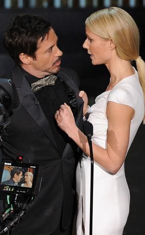 Robert Downey Jr., Gwyneth Paltrow