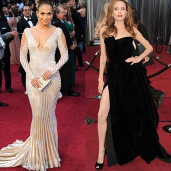 Jennifer Lopez, Angelina Jolie