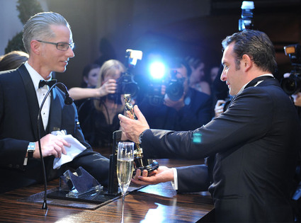 Jean dujardin from oscars 2012 photos de soir es e news for Dujardin michael