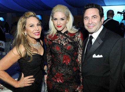 Adrienne Maloof, Gwen Stefani, Dr. Paul Nassif