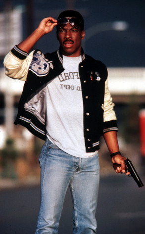 Eddie Murphy, Beverly Hills Cop