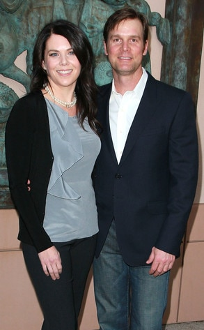 Lauren Graham, Peter Krause