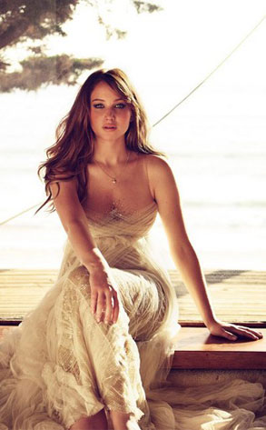 Jennifer Lawrence, Glamour UK