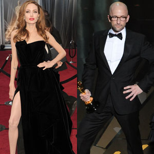 Angelina Jolie, Jim Rash