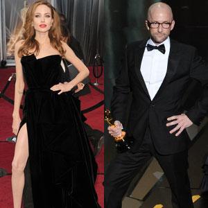 Angelina Jolie, Jim Rash
