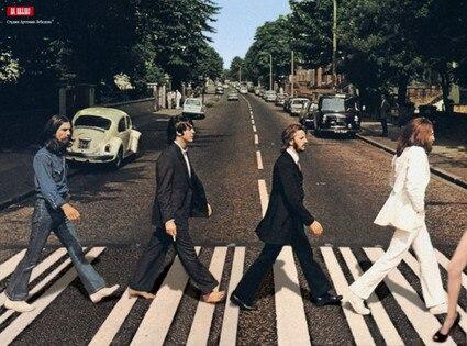 Beatles, Angelina Leg