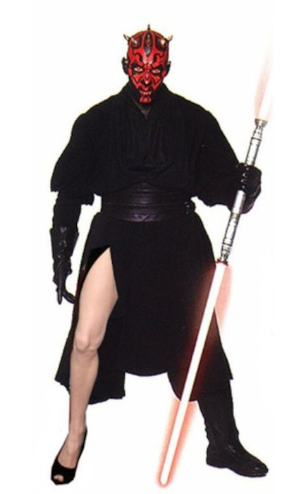 Darth Maul, Angelina Leg