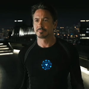 The Avengers, Robert Downey Jr.