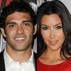 Kim Kardashian, Mark Sanchez
