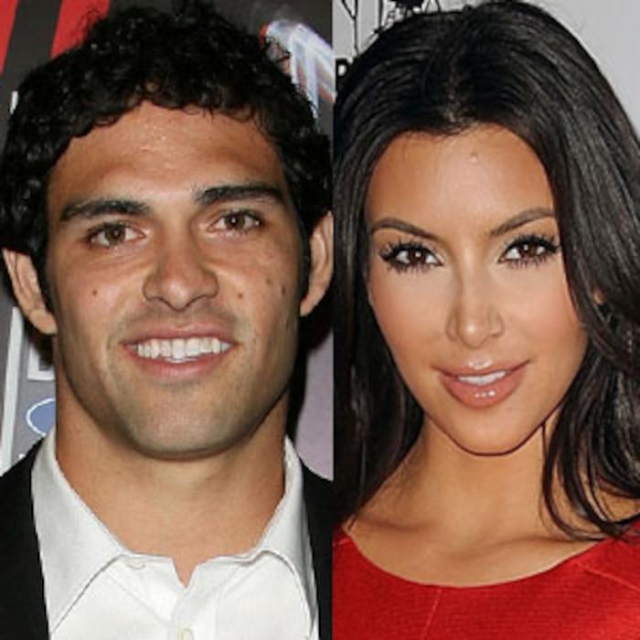 Kim Kardashian, Mark Sanchez