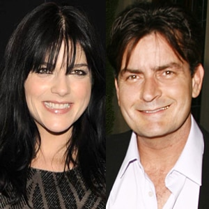 Selma Blair, Charlie Sheen