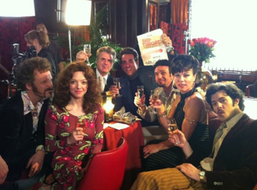 Lovelace Cast