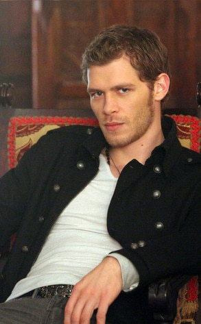 Men of the CW, The Vampire Diaries, Joseph Morgan