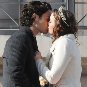 Penn Badgley, Leighton Meester