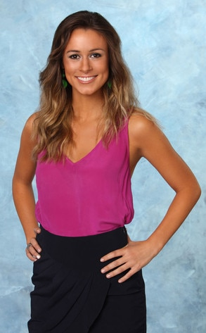 THE BACHELOR, Jenna