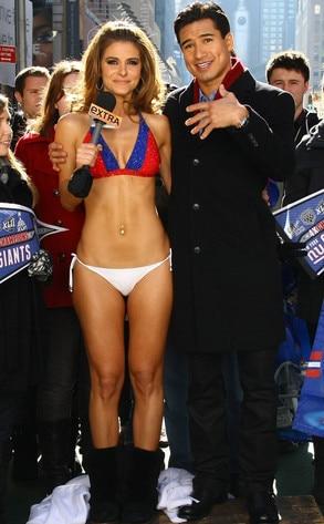 Mario Lopez, Maria Menounos