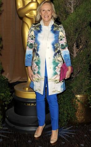 Glenn Close, Oscar Luncheon