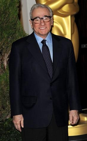 Martin Scorsese, Oscar Luncheon