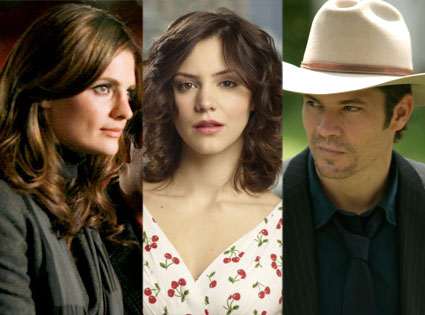 Smash, Justified, Castle