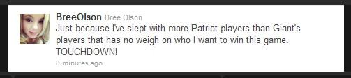 Brie Olson Tweet Soup