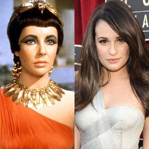 Cleopatra, Lea Michele