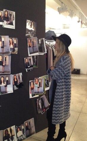Fashion Week, Twitter, Twitpics