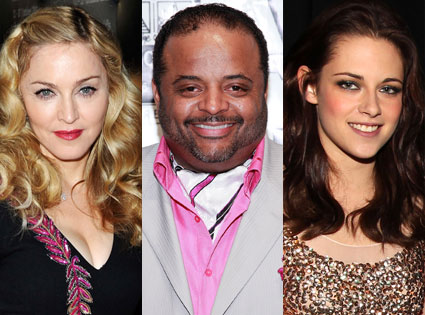 Madonna, Roland Martin, Kristen Stewart