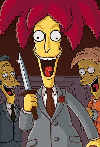 Kelsey Grammer, The Simpsons
